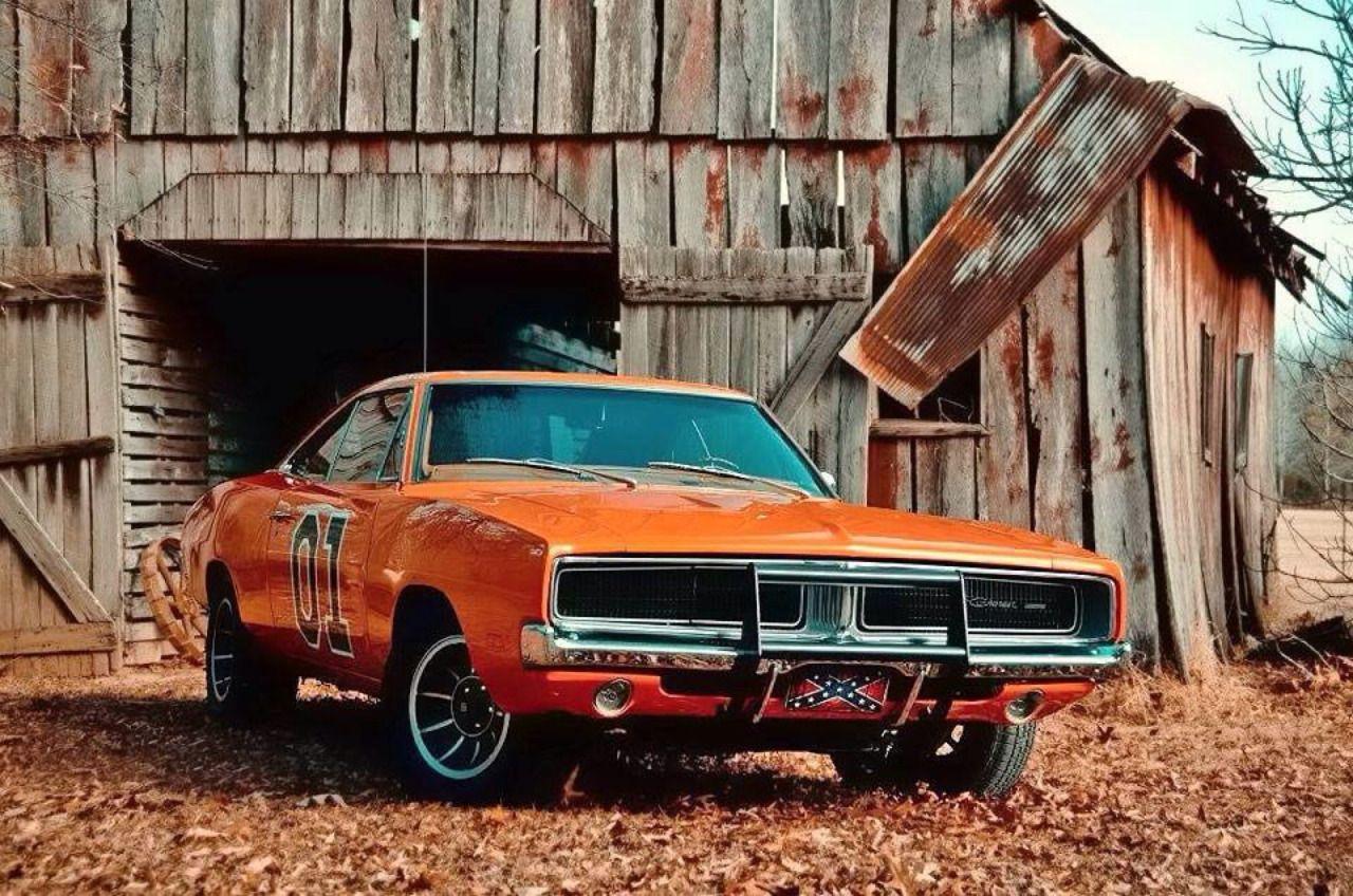 Hot Rodz Pinups General Lee General Lee Car Famous Movie Cars