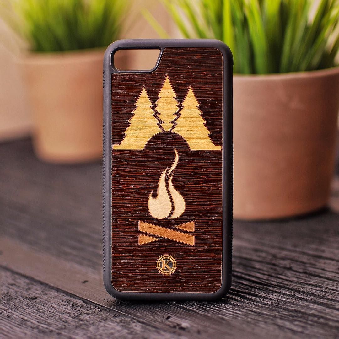 save off 30a39 9b0eb Take it into the Wild. The Nomad Case by Keyway Designs. | Cases ...