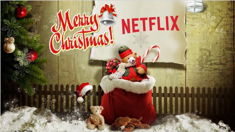 Merry Christmas Netflix lovers | Merry, Netflix, Merry christmas