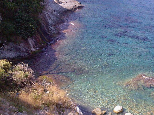 Ponza Island (Italy)