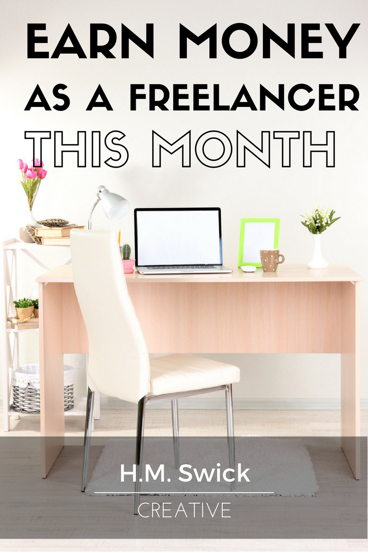 How To Finally Quit Your Job And Start Earning Money As A Freelance Writer