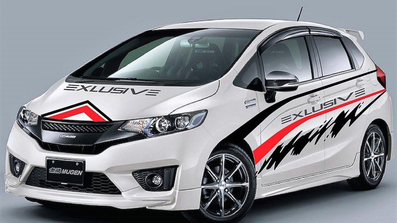 Modifikasi Mobil Brio Warna Putih Di 2020 Modifikasi Mobil Mobil Honda
