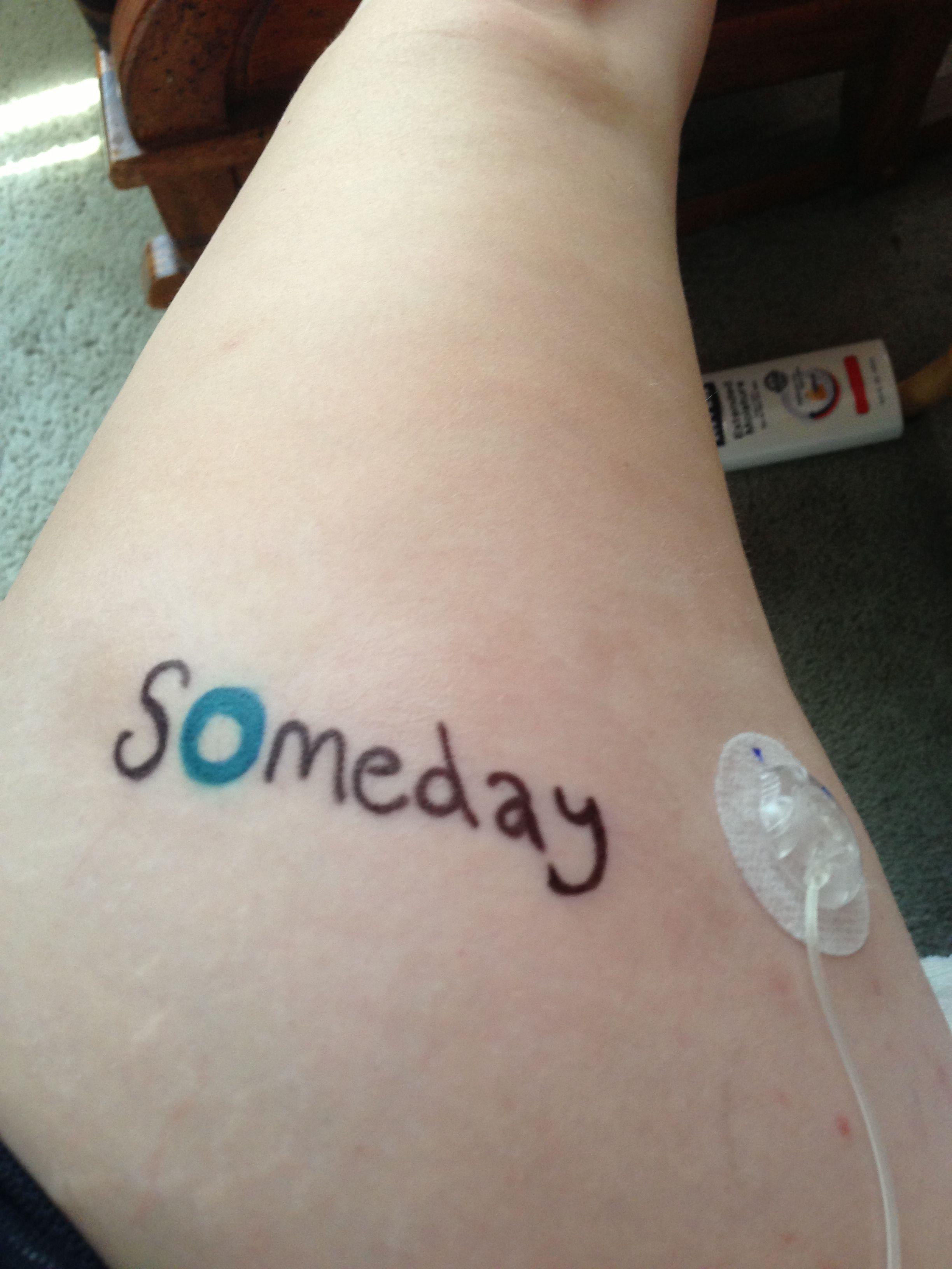 Diabetes Tattoo Next To Insulin Pump Port Tattoos Pinterest