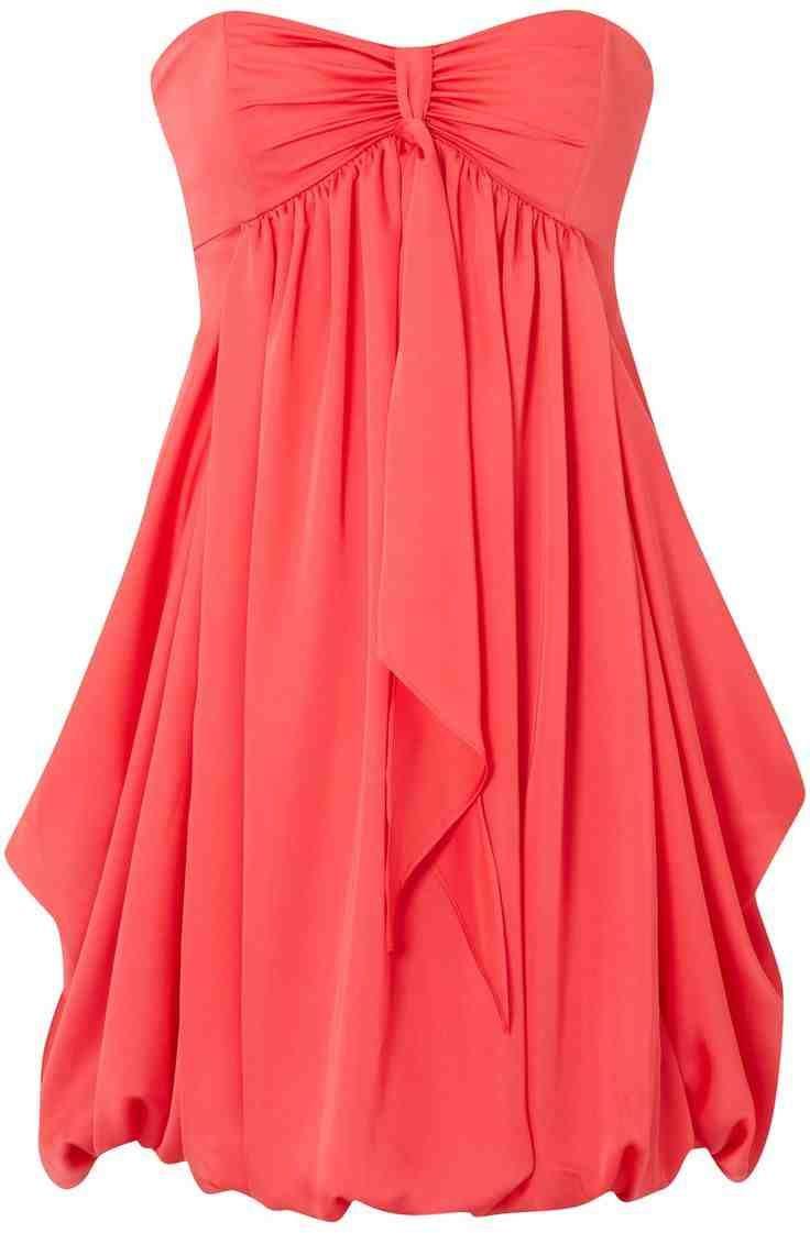 Dark coral bridesmaid dresses coral bridesmaid dresses pinterest