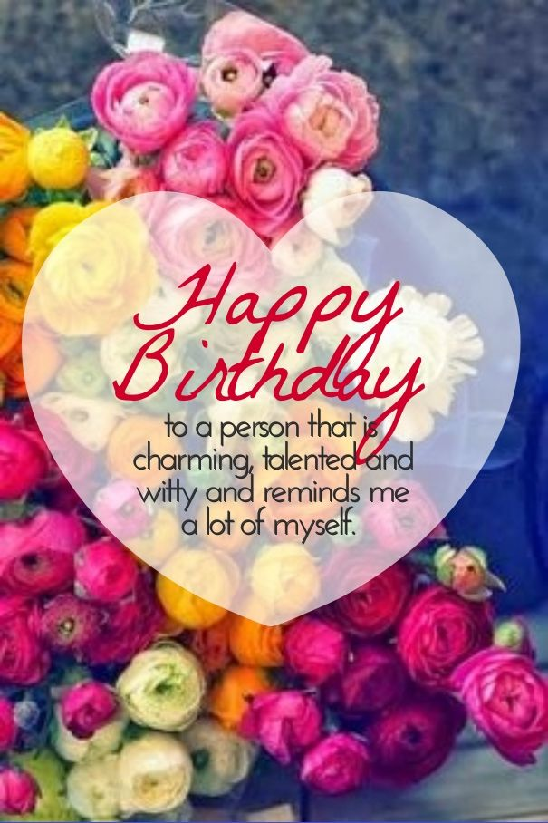 We are providing you the best collection of Happy Birthday Quotes ...