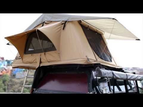 Cascadia Vehicle Tents Roof Top Tent & Cascadia Vehicle Tents Roof Top Tent | Off Road 4x4 travel ...