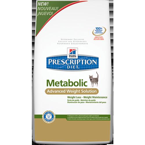 Hill's® Prescription Diet® Feline Metabolic Advanced