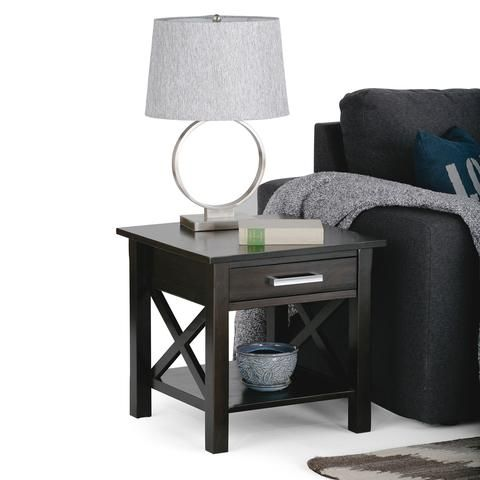 Kitchener End Table End Tables Sofa End Tables Wood End Tables