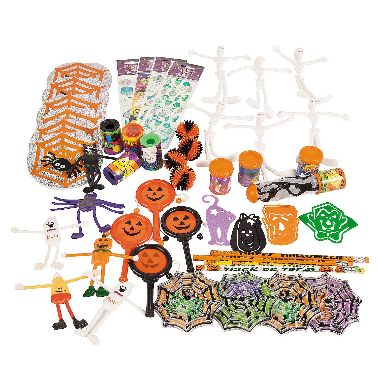 halloween novelty assortment