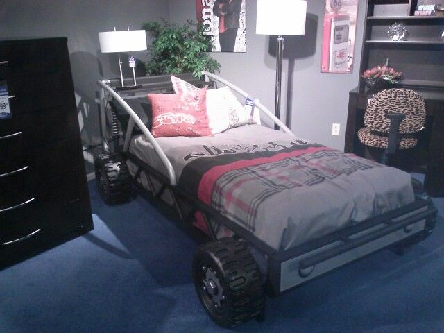 Rc willey awesome kids bed | Everything on Wheels and Mechanic