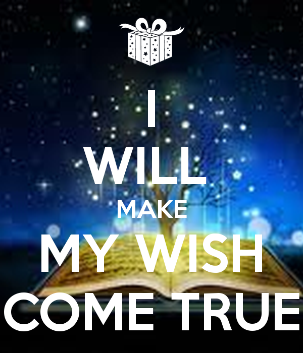 17 Best images about Make a Wish come true! on Pinterest | Make a ...