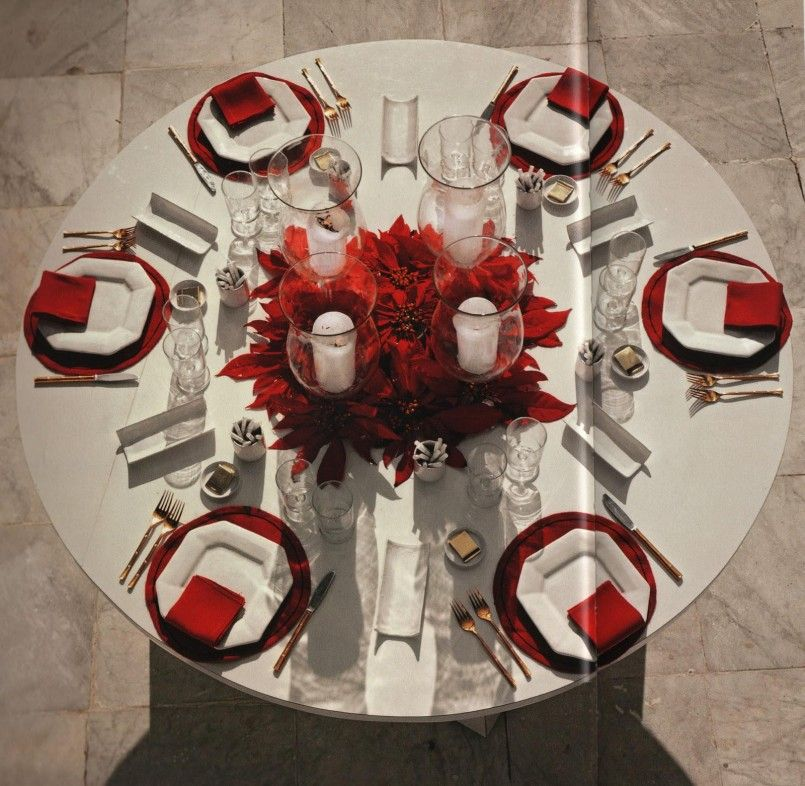 Decorating Living Room Dining Combo Ideas Table Setting For Christmas Dinner Home Decor