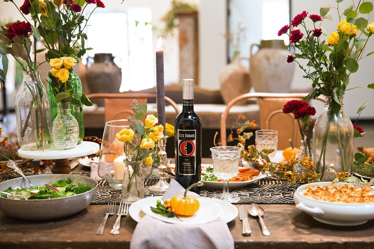Tis the season to master entertaining at home with style, grace, and ease.