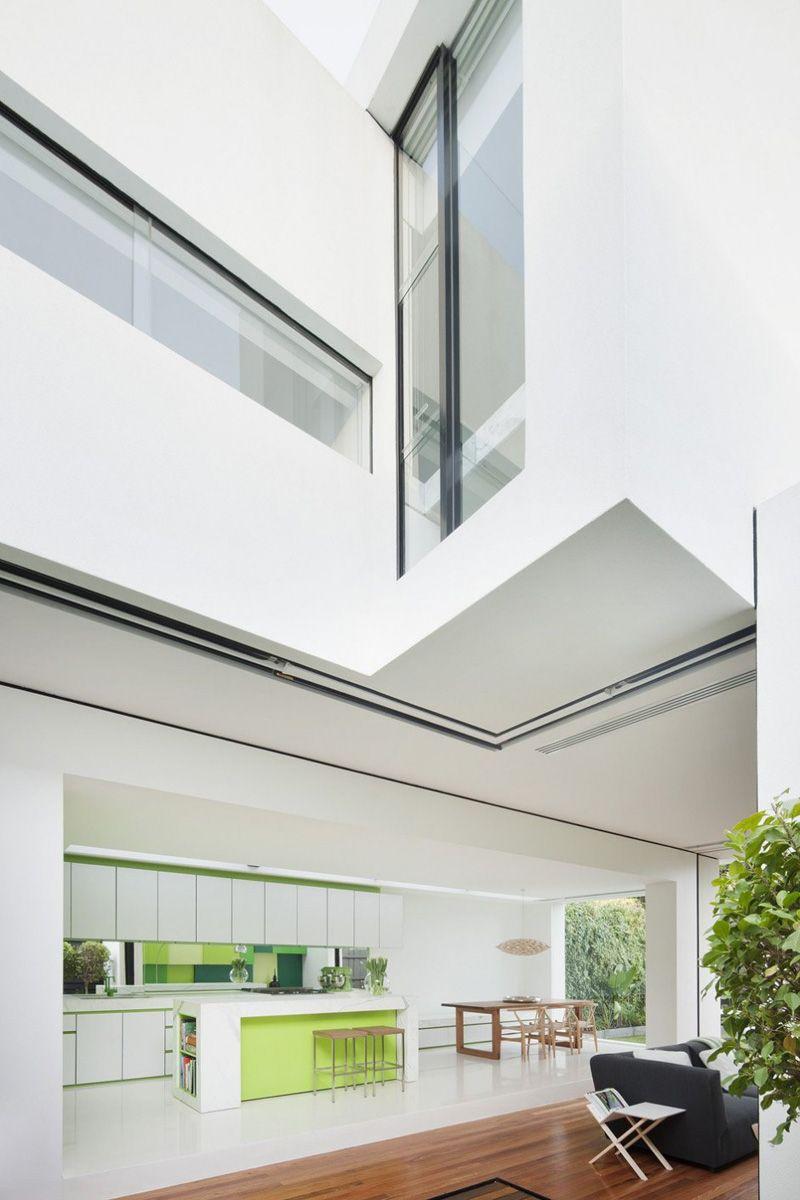Matt Gibson Architecture designed the Shakin Stevens House in ...