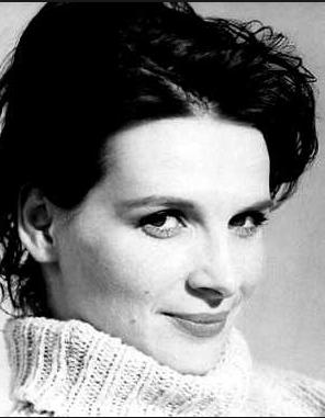 Juliette Binoche - Great actress