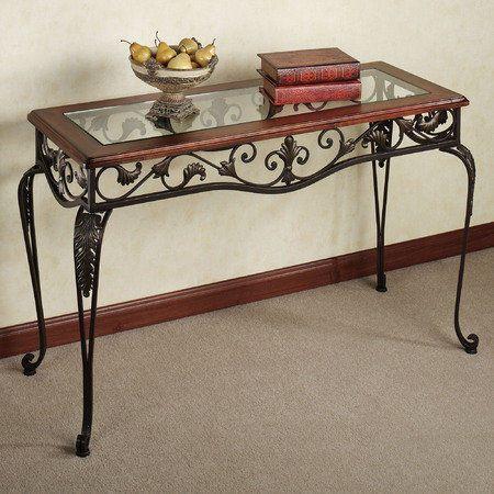 Platzsparende Tische für Flur und Wohnzimmer Diese