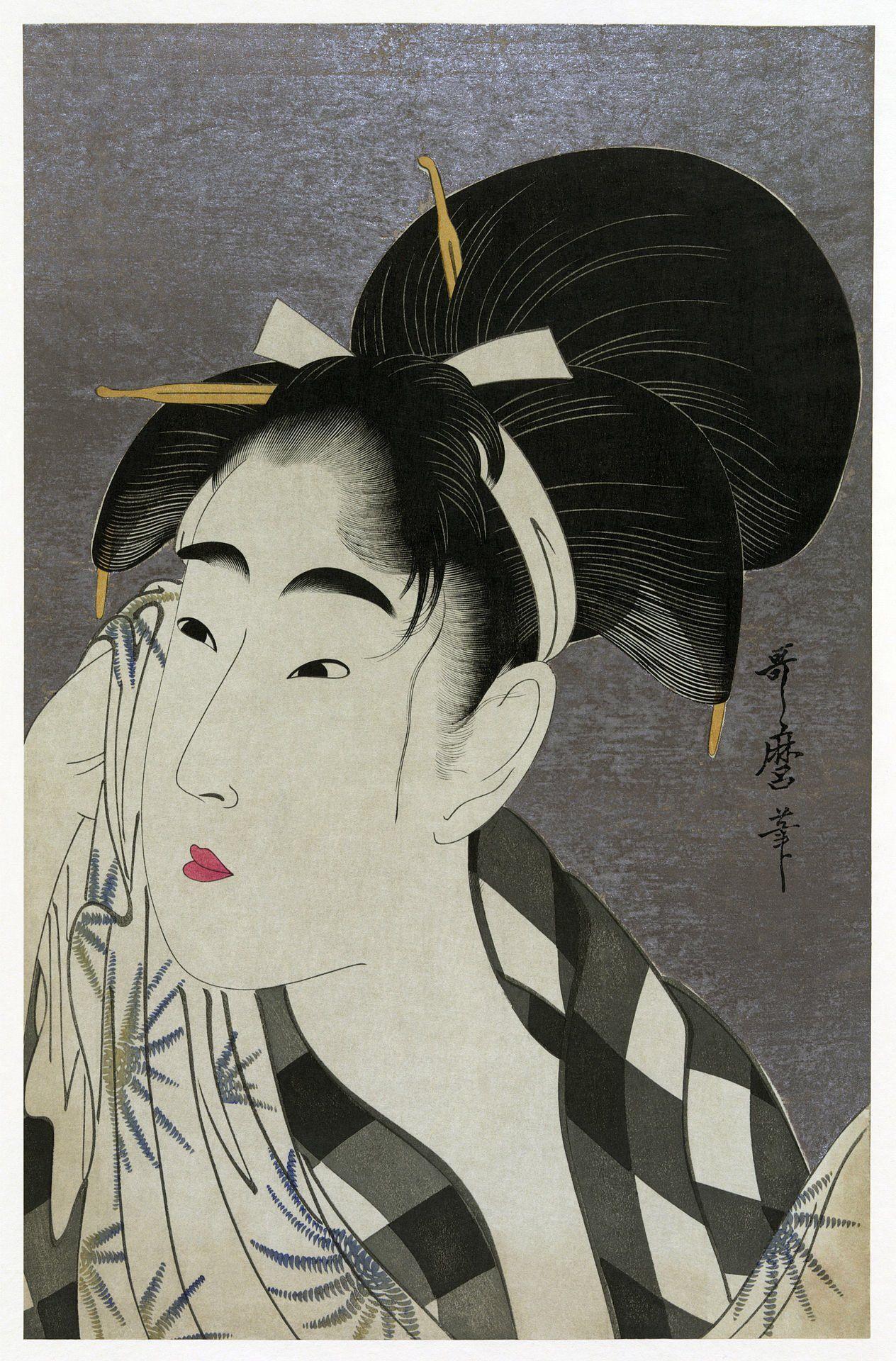 Японская гравюра картинки