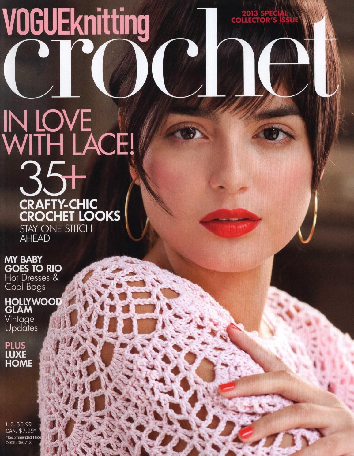 ISSUU - Vogue Knitting Crochet 2013 by english1to1...