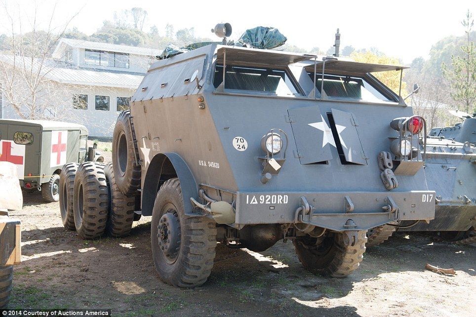 M26 Pacific Tractor | Military Trucks | Pinterest | Tractor and Vehicle