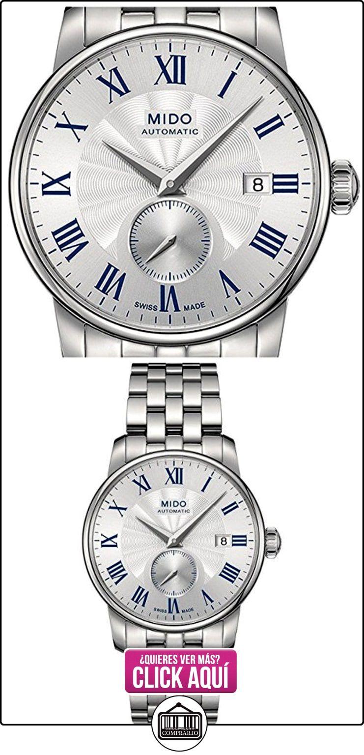 c5102f2baccf Mido Baroncelli M86084211 - Reloj para hombres