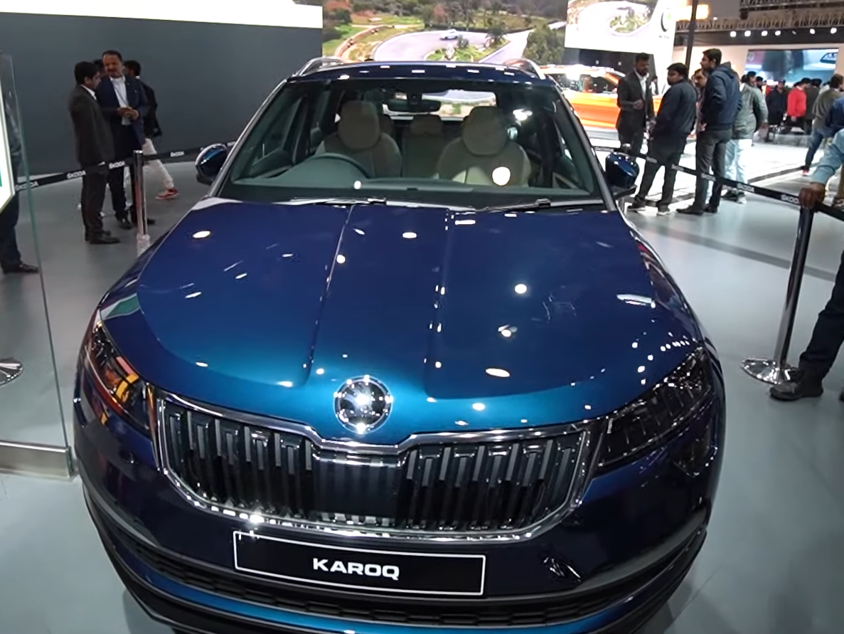 Skoda Karoq Launch Date, Price in India, Images in Auto