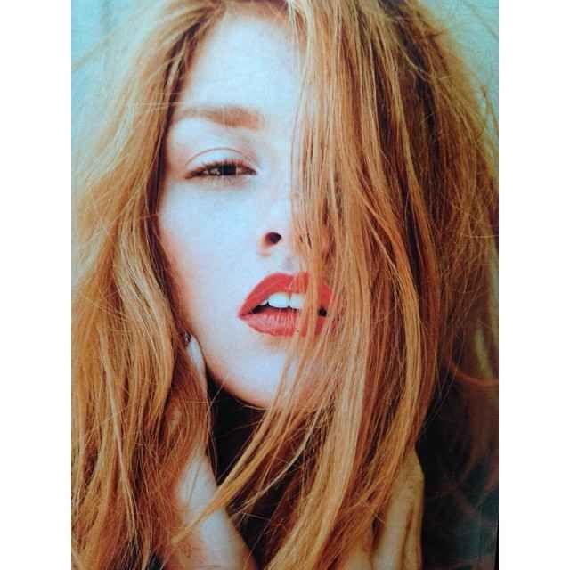 Red headed cutie.   Red hair brown eyes, Beautiful red