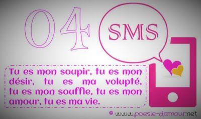 Sms Damour à Envoyer Par Texto Sms Amour Sms Damour Et