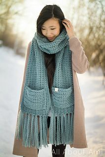 Photo of The Willow Scarf pattern by Stephanie Jessica Lau