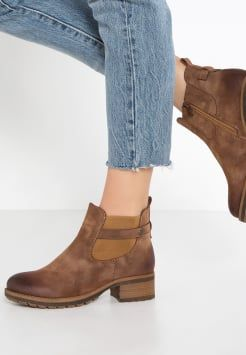 Rieker Ankle Boot brown | My Style | Brown ankle boots