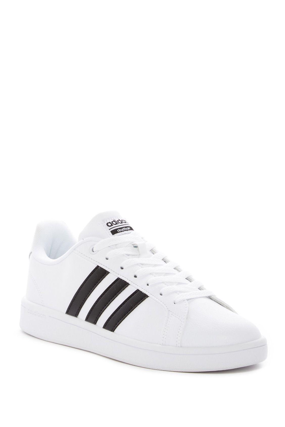 7044c376b2ee3 The classics. adidas Cloudfoam Advantage Sneakers