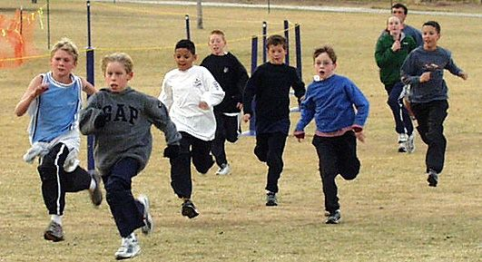 Kids Running - ADHD/Running Research | Healthy Choices and ...