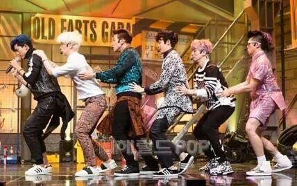 2PM Comeback stage on MCountdown 09.11.2014  2pm 2014 Comeback