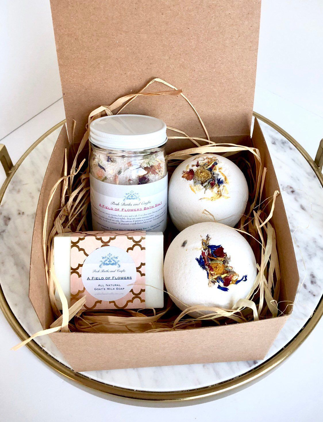 Christmas gifts for her bath salt sore muscle retirement