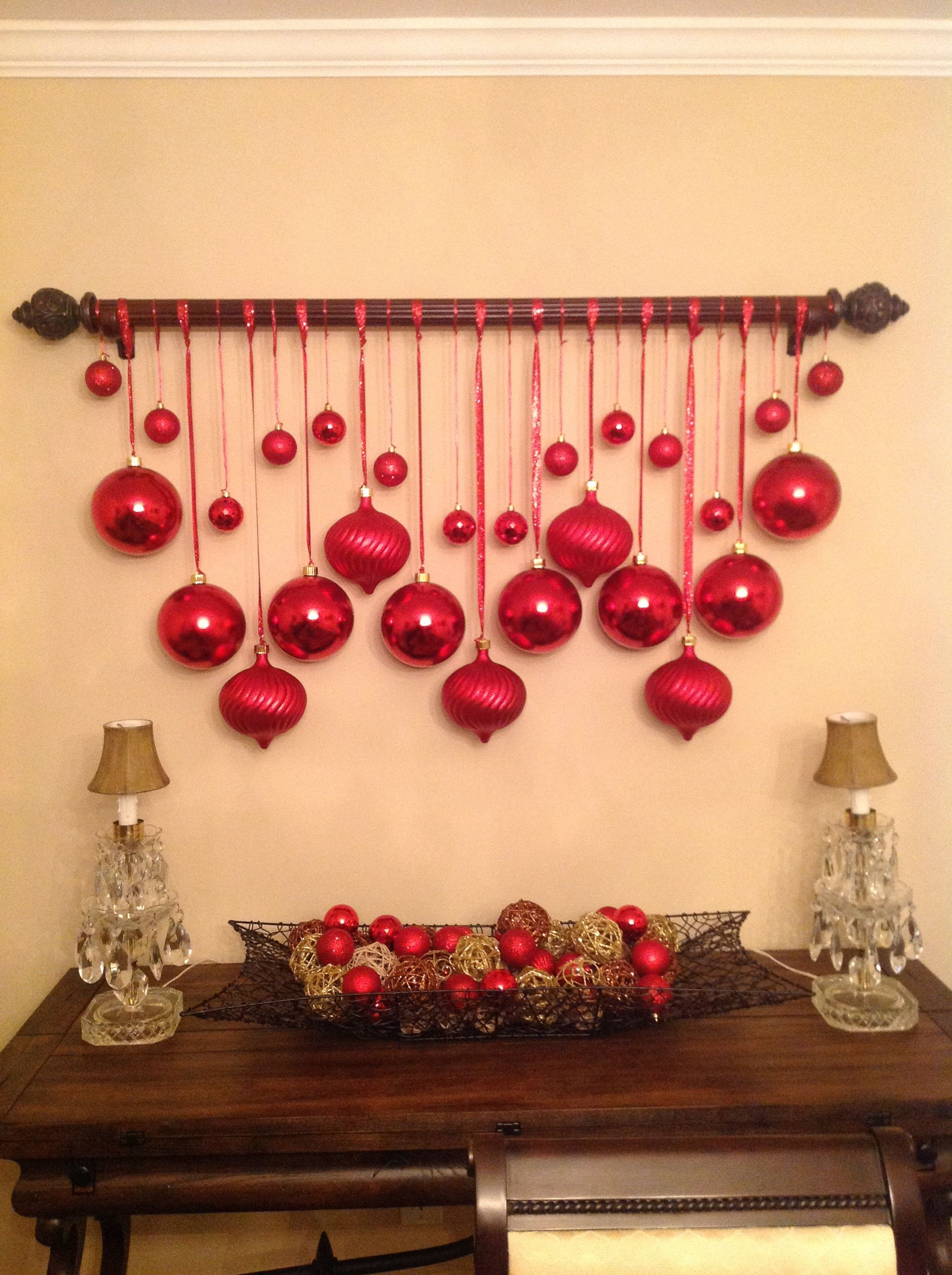Holiday Holiday decorations Pinterest