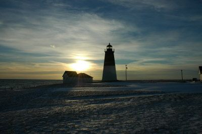 Point Judith Lighthouse - Tom Clune