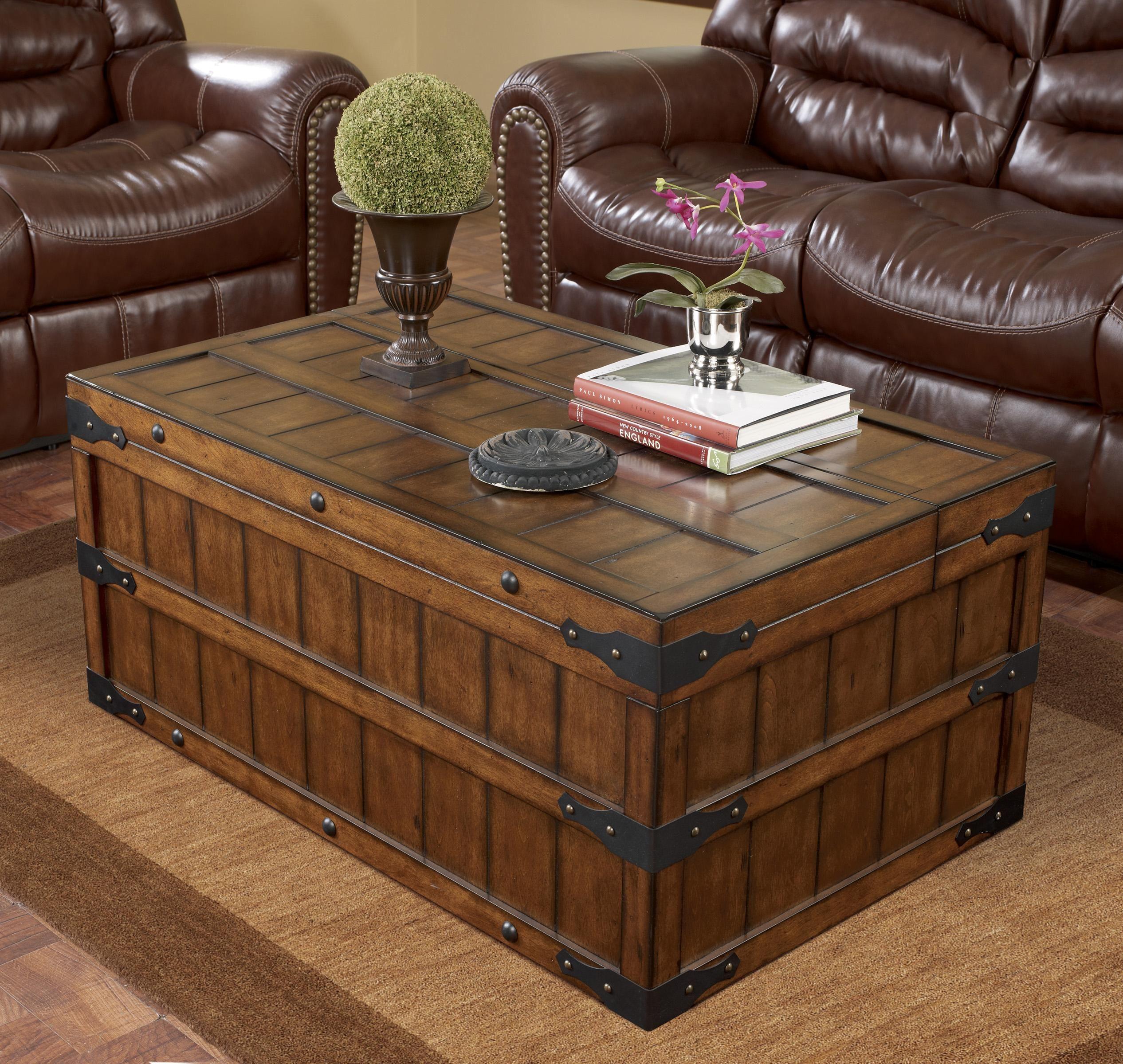 28++ Vintage trunk coffee table on sale ideas