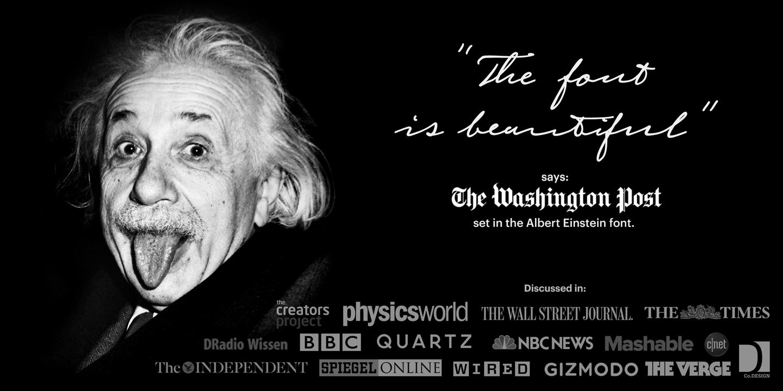 People Are Going A Bit Crazy Albert Einstein Einstein Letter Sign