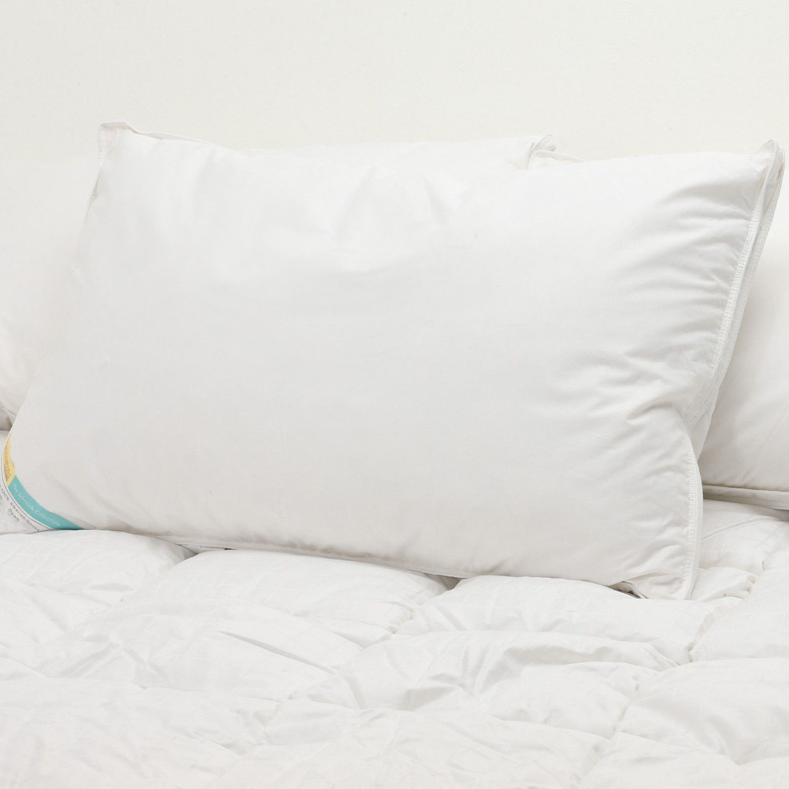 Luxury Goose Down Hotel Quality Pillow
