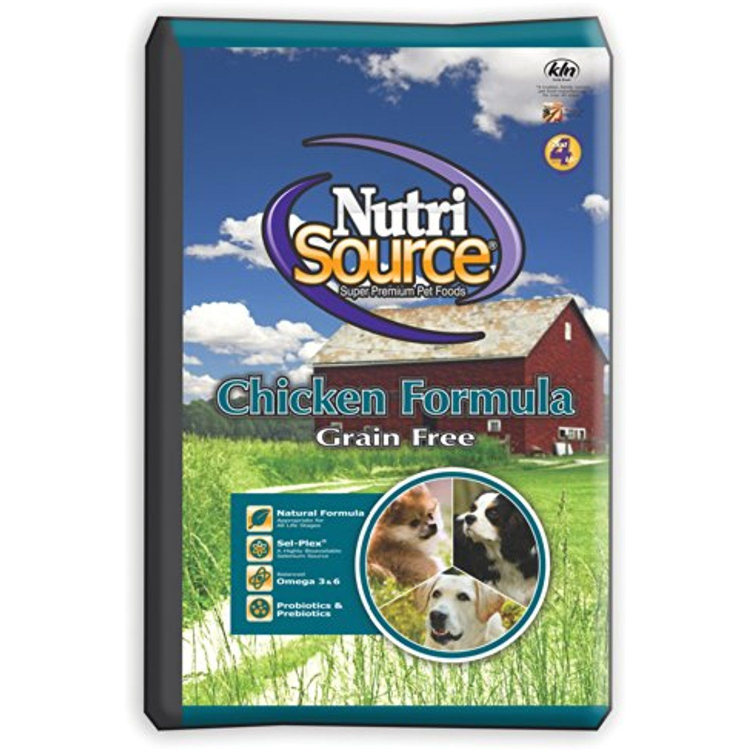Tuffy S Pet Food Nutrisource Grain Free Dog Food 5 Pound Chicken
