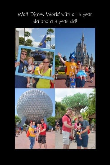 My Walt Disney World trip report with a 4-year-old boy and 15 - trip report