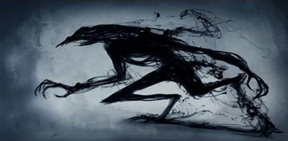 Figment | Shadow creatures, Shadow monster, Dark creatures