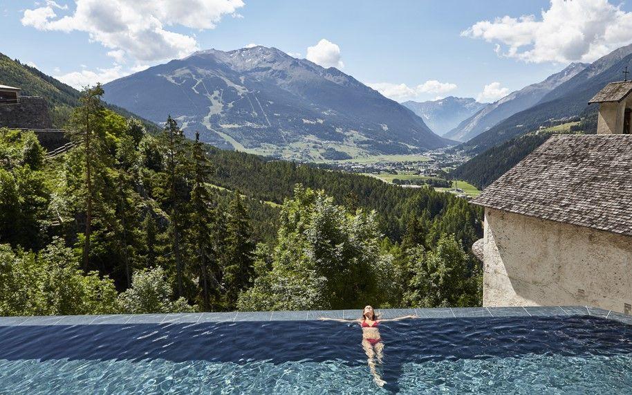 Qc Terme Hotel Bagni Vecchi Di Bormio Italian Trip The Places