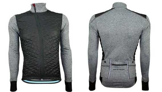 90b6a8cc2 First Look  Café du Cycliste Heidi Winter Jacket