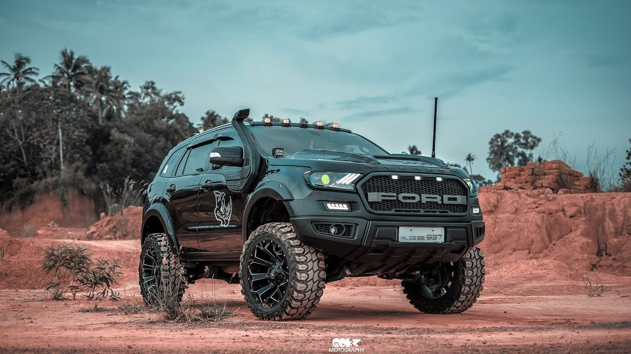 Pin By Angel Anderson On Cars In 2020 Ford Endeavour Endeavor