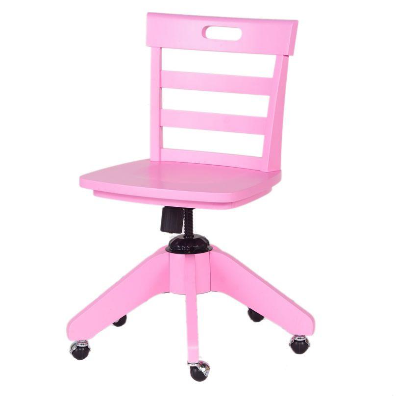 Ikea Vimund Light Pink Child 39 S Desk Chair Desk Chair