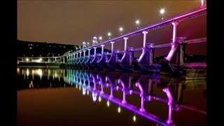 Big Dam Bridge, Arkansas