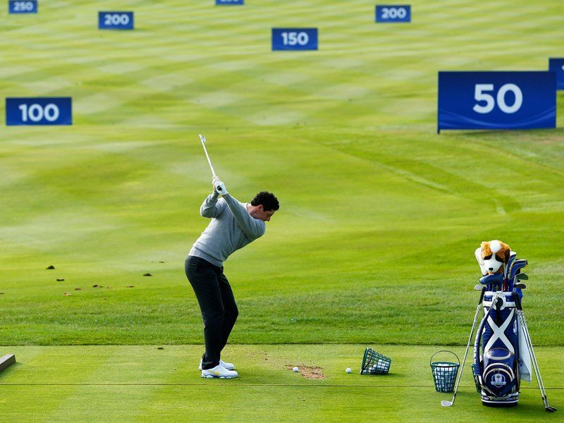 Golf Monthly @GolfMonthly Rory McIlroy\'s Practice Tips Video ...