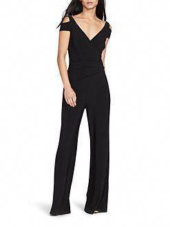 d0275157694 Lauren Ralph Lauren - Stretch-Jersey Jumpsuit  CarpetsToBuyOnline ...