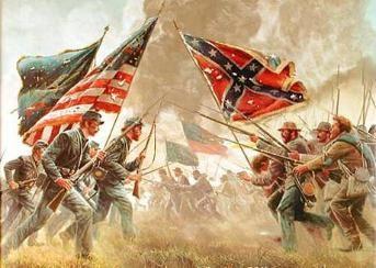 Mosby's Confederacy by Dale Gallon | Civil War Fine Art ... |American Civil War Battle Paintings