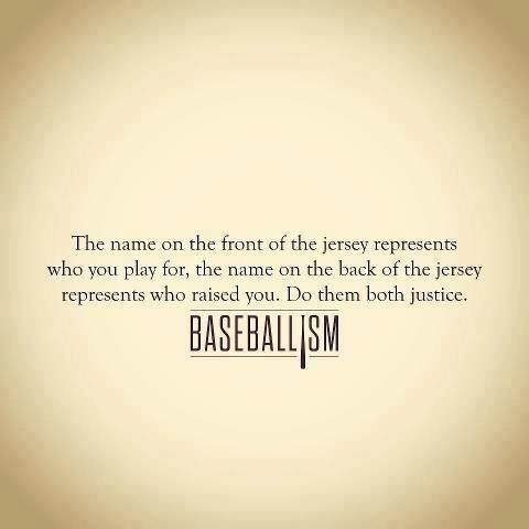 Baseball Quote Baseball  Motivational Quotes For The Club  Baseball Quotes